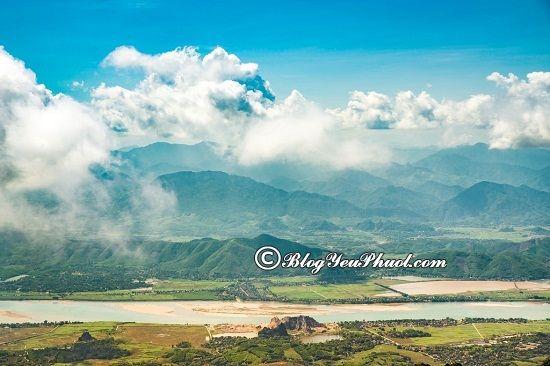Du lịch Ba Vì từ Hà Nội đi đường nào? Hướng dẫn cách di chuyển từ trung tâm Hà Nội tới Ba Vì du lịch