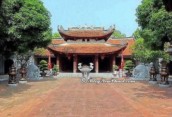 Hướng dẫn cách di chuyển từ Hà Nội tới Bắc Ninh du lịch: Bắc Ninh cách Hà Nội bao xa, đi đường nào gần?