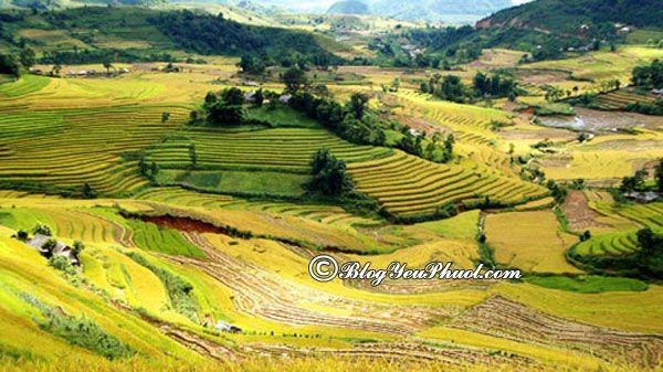 Từ Hà Nội đi Lai Châu bao nhiêu km? Khoảng cách và đường đi du lịch Lai Châu từ Hà Nội