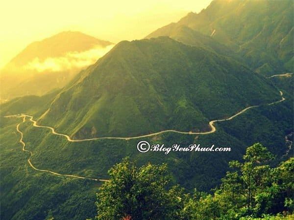 Hướng dẫn đường đi du lịch Lai Châu từ Hà Nội: Cách di chuyển từ Hà Nội tới Lai Châu du lịch