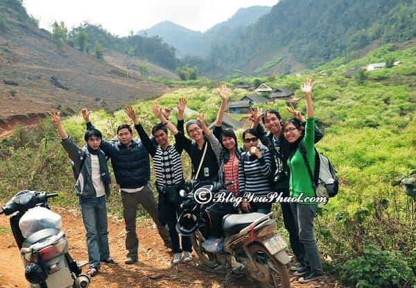 Đường đi từ Hà Nội đến Lai Châu bằng xe máy: Hướng dẫn cách di chuyển từ Hà Nội tới Lai Châu du lịch