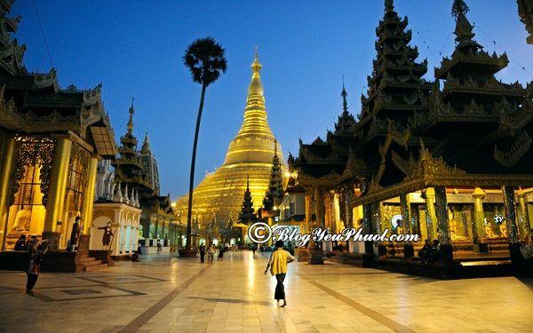 Lịch trình du lịch Myanmar 7 ngày 6 đêm: Du lịch Myanmar 7 ngày 6 đêm hết khoảng bao nhiêu tiền?