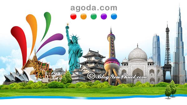 Những ưu điểm khi đặt phòng khách sạn trên Agoda: Lưu ý và kinh nghiệm đặt phòng trên Agoda
