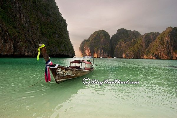 Hướng dẫn lịch trình tham quan Bangkok – Krabi – Phi Phi tự túc, giá rẻ: Du lịch Bangkok – Krabi – Phi Phi đi đâu chơi?