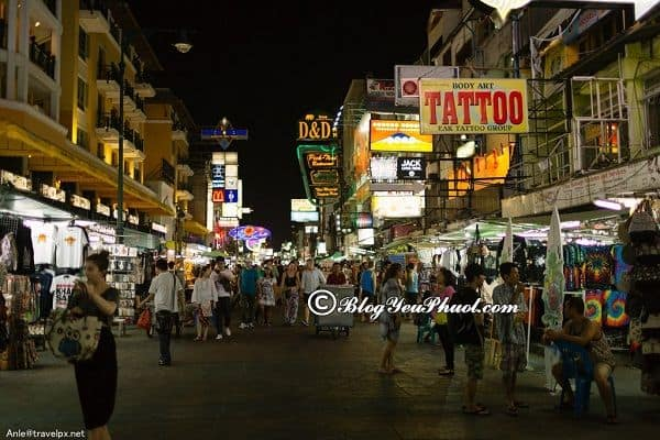 Tư vấn lịch trình tham quan, vui chơi khi du lịch Bangkok – Krabi – Phi Phi tự túc: Du lịch Bangkok – Krabi – Phi Phi đi đâu chơi?