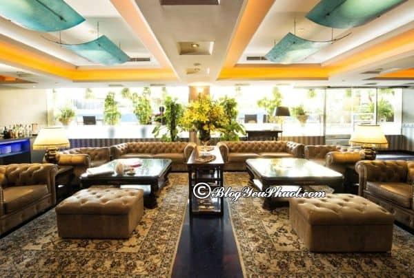 Giới thiệu Fortuna Hotel Hanoi – khách sạn 4 sao quận Ba Đình: Đánh giá vị trí, tiện nghi, vệ sinh của khách sạn Fortuna Hotel Hà Nội