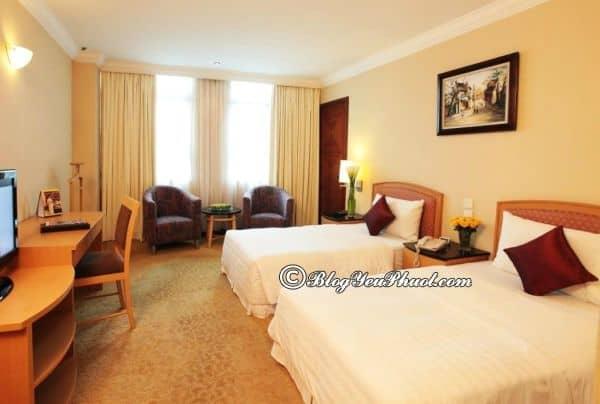 Hình ảnh về khách sạn Fortuna Hà Nội: Đánh giá chất lượng phòng ốc, tiện nghi, nội thất của Fortuna Hotel Hà Nội