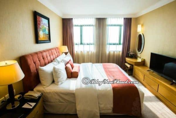 Đánh giá dịch vụ khách sạn Fortuna Hà Nội? Phòng ốc khách sạn Fortuna Hotel Hà Nội có tốt không?