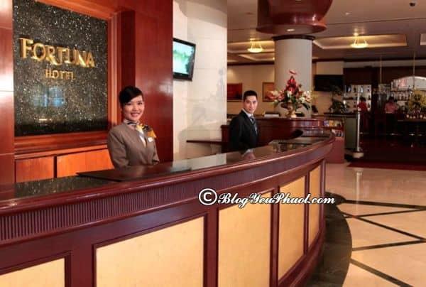 Có nên ở khách sạn Fotuna Hà Nội không? Review chất lượng phục vụ, tiện nghi, phòng ốc của Fortuna Hotel Hà Nội