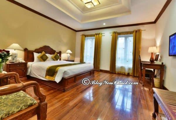 Đánh giá khách sạn Golden Rice Hà Nội về vị trí, chất lượng, phòng ốc: Có nên đặt phòng khách sạn Golden Rice Hotel Hà Nội hay không?
