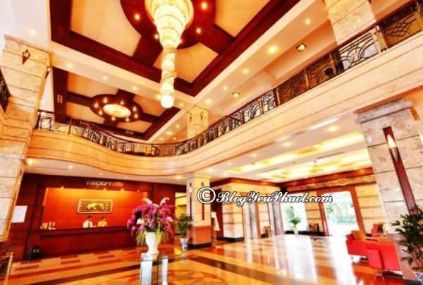 Giới thiệu Grand Hạ Long Hotel: Đánh giá tiện nghi, phòng ốc, thiết kế khách sạn Grand Hạ Long