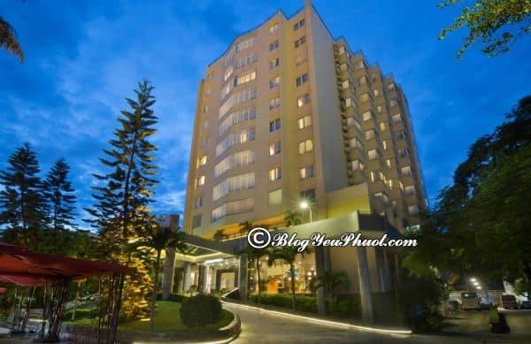 Halong Pearl Hotel – khách sạn 4 sao ở Bãi Cháy