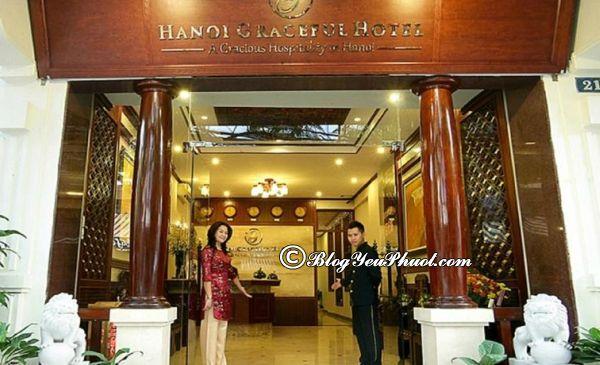 Hanoi Graceful Hotel Hoàn Kiếm Hà Nội có tốt không? Có nên đặt phòng khách sạn Hanoi Graceful hay không?