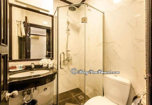 Có nên ở khách sạn Graceful khi đến Hà Nội? Đánh giá phòng ốc, tiện nghi, vệ sinh của khách sạn Hanoi Graceful