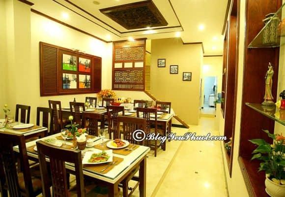 Đánh giá nhà hàng, đồ ăn củakhách sạn Hanoi Graceful Hotel: Review nhà hàng khách sạn Hanoi Graceful