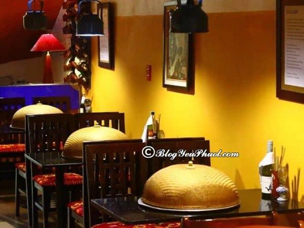 Tiện nghi nổi bật của Hoan Kiem Lake Hotel: Review nhà hàng, đồ ăn của khách sạn khách sạn Hoàn Kiếm Lake Hanoi