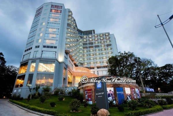 Hotel Novotel Ha Long Bay – khách sạn 4 sao ở Bãi Cháy