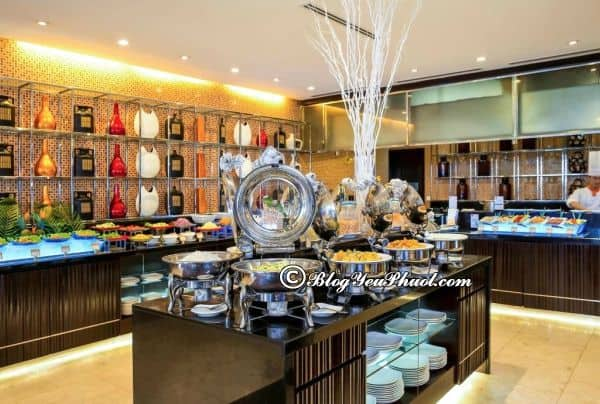 Đánh giá về khách sạn Hotel Novotel Ha Long Bay – khách sạn 4 sao ở Bãi Cháy