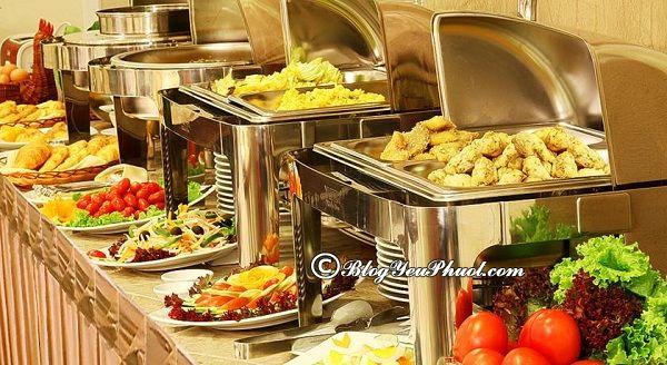 Khách sạn Mỹ Lệ Vũng Tàu gần biển không? Đánh giá nhà hàng, đồ ăn của khách sạn Mỹ Lệ Vũng Tàu