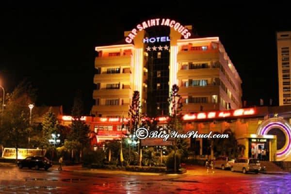 Cap Saint Jacques Hotel giá bao nhiêu?
