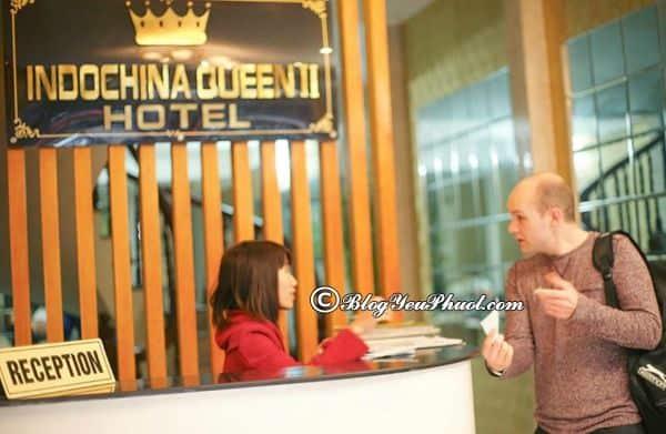 Giới thiệu về khách sạn Indochina Queen IIHà Nội? Có nên đặt phòng khách sạn Indochina Queen II Hà Nội hay không?