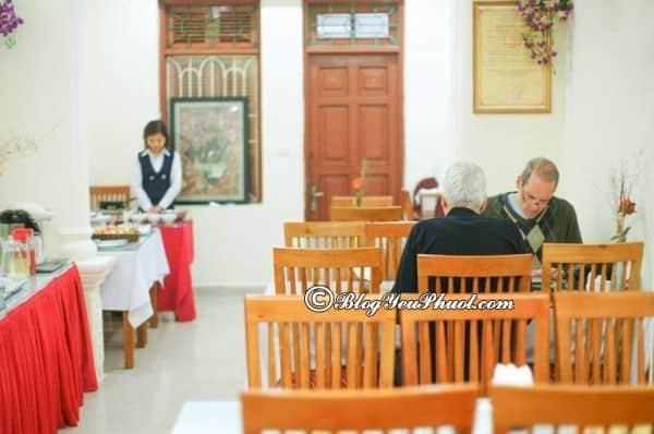 Review nhà hàng, đồ ăn của khách sạn Indochina Queen II Hà Nội: Thông tin chi tiết về khách sạn Indochina Queen II Hà Nội