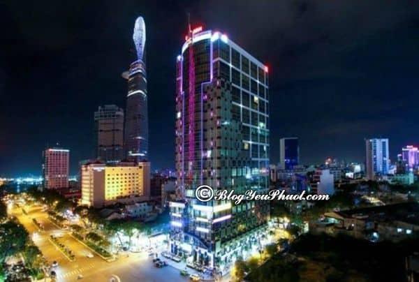 Đánh giá chất lượng, tiện nghi, phòng ốc khách sạn Oscar Sài Gòn: Khách sạn Oscar Sài Gòn có tốt không?