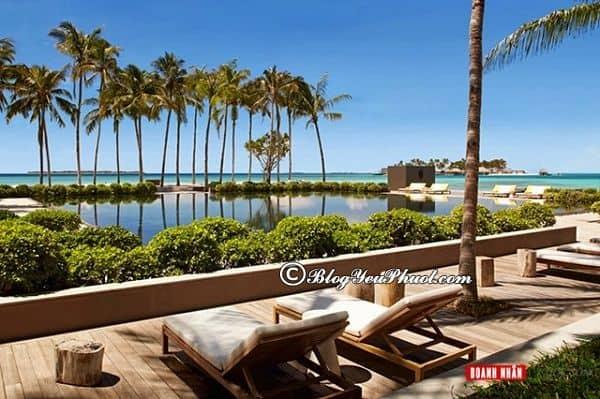 Nên ở lại khu nghỉ dưỡng cao cấp nào tại Maldives? Những khu resort ven biển Maldives đẹp, tiện nghi, giá tốt