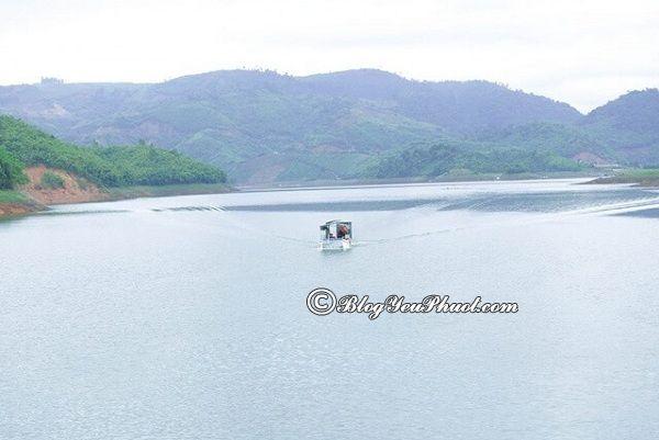 Cảm nhận về hồ Tà Đùng: Kinh nghiệm phượt hồ Tà Đùng