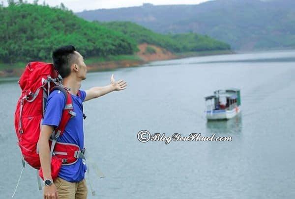 Hồ Tà Đùng- Đak Nông: Danh lam thắng cảnh đẹp trên hồ Tà Đùng