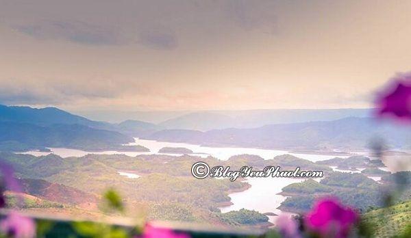 Cẩm nang phượt hồ Tà Đùng: Địa điểm ngắm cảnh, chụp ảnh đẹp ở hồ Tà Đùng