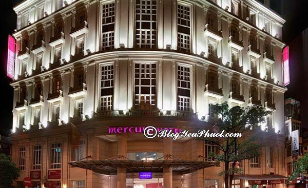 Mercure Hanoi La Gare - khách sạn 4 sao Quận Hoàn Kiếm