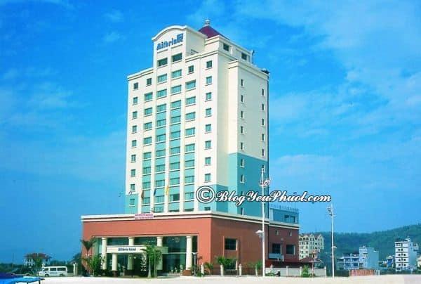 Mithrin Hotel Halong – khách sạn 4 sao ở Bãi Cháy