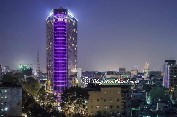 Pullman Saigon Centre Hotel – khách sạn 5 sao Quận 1