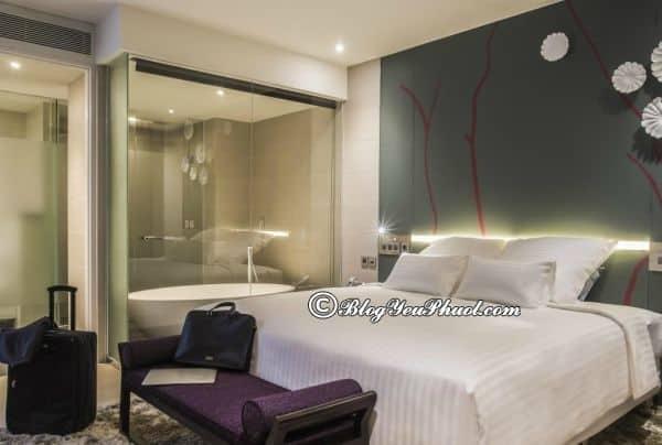 Hìnhảnh khách sạn Pullman Saigon Centre: Review phòng ốc, thiết kế, nội thất khách sạn Pullman Sài Gòn Centre
