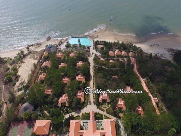 Du lịch Vũng Tàu có nên ở resort Long Hải hay không? Review phòng ốc, vị trí của resort Long Hải Vũng Tàu