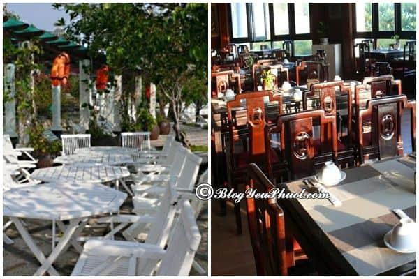 Đánh giá nhà hàng, đồ ăn của resort Long Hải: Nhà hàng ở resort Long Hải có ngon không?