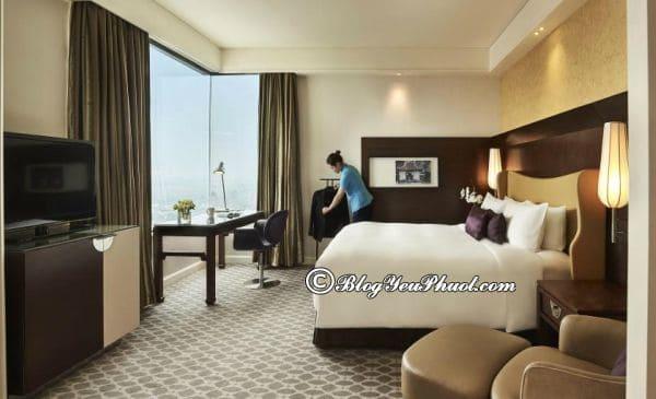 Tiện nghi nổi bật tại khách sạn Sofitel Plaza: Khách sạn Sofitel Plaza Hà Nội có vị trí tốt, tiện nghi không?