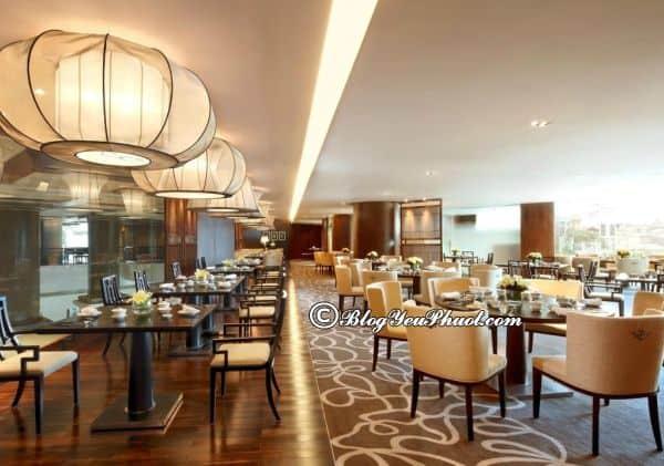 Khách sạn 5 sao Sofitel Plaza Hà Nội có tốt không? Review nhà hàng, đồ ăn của khách sạn Sofitel Plaza Hà Nội