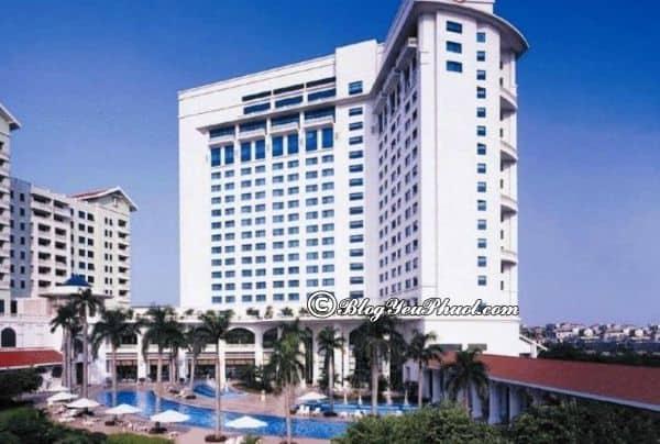 Review khách sạn Daewoo- khách sạn 5 sao quận Ba Đình: Có nên đặt phòng khách sạn Daewoo Hà Nội hay không?
