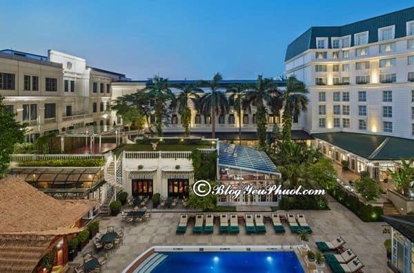 Review khách sạn Sofitel Legend Metropole Hà Nội