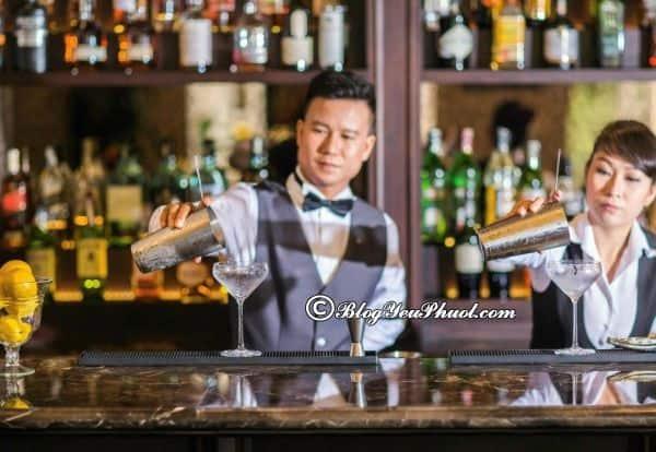 Đánh giá khách sạn Sofitel Legend Metropole Hà Nội: Review chất lượng phục vụ, quầy bar của khách sạn Sofitel Legend Metropole Hà Nội