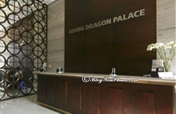 Review phòng, vị trí, tiện nghi khách sạn Rising Dragon Palace Hotel Hà Nội: Có nên đặt phòng khách sạn Rising Dragon Palace Hotel Hà Nội hay không?
