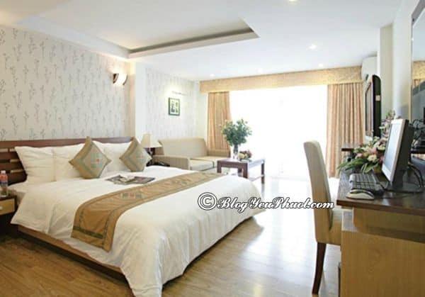 Đánh giá khách sạnRising Dragon Hotel Palace: Review phòng ốc, tiện nghi, nội thất, thiết kế khách sạn Rising Dragon Palace Hotel Hà Nội