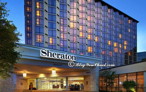 Sheraton Hanoi Hotel- khách sạn 5 sao Quận Tây Hồ