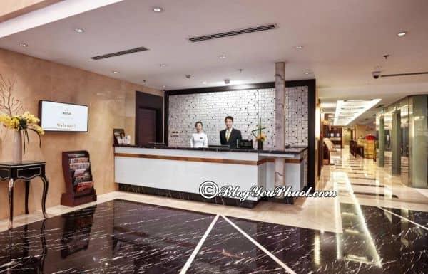 Đánh giá Silk Path Hotel Hà Nội về chất lượng phục vụ, tiện nghi: Đánh giá phòng ốc, vị trí, dịch vụ của khách sạn Silk Path Hà Nội