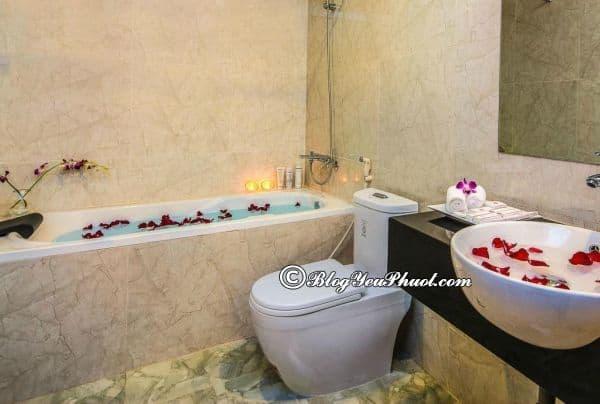 Đánh giá chất lượng phòng ốc, vệ sinh, tiện nghi của khách sạn Spring Flower Hà Nội: Có nên đặt phòng khách sạn Spring Flower Hà Nội hay không?