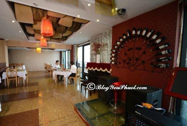 Đánh giá nhà hàng, đồ ăn khách sạn Sunset Westlake: Có nên đặt phòng khách sạn Sunset Westlake Hà Nội hay không?