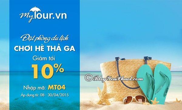 Đặt phòng khách sạn trên Mytour có tốt không? So sánh các website đặt phòng uy tín hàng đầu Việt Nam