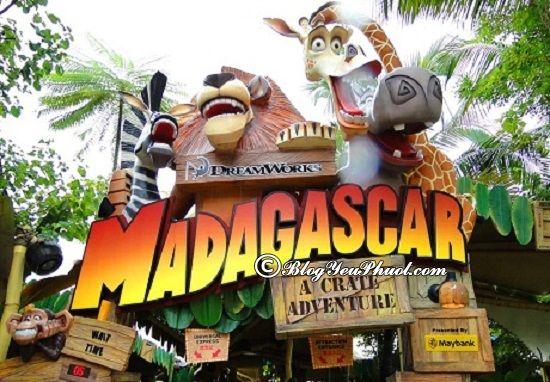 Cách mua vé tham quan và các trò chơi tại Singapore: Kinh nghiệm mua vé tham quan những khu vui chơi hấp dẫn nhất Singapore
